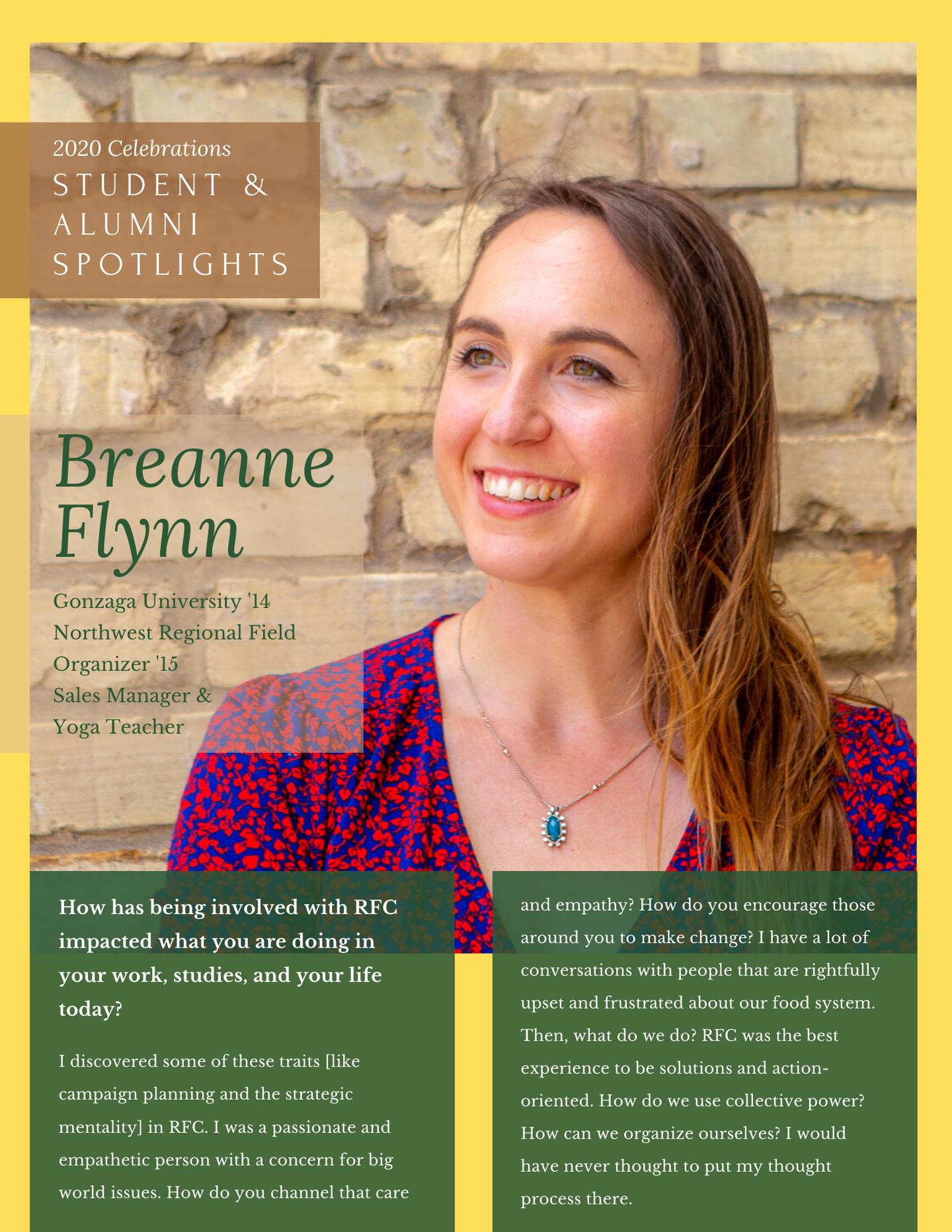 Breanne F. Spotlight