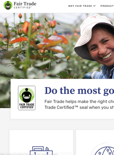 Preview Image: Fair Trade Certified