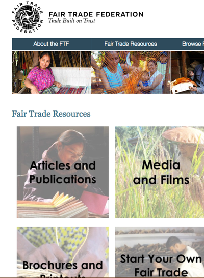 Preview Image: Fair Trade Federation