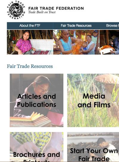 Preview Image: Fair Trade Federation
