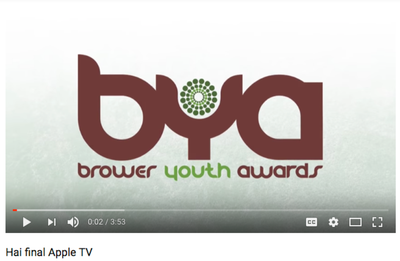 Preview Image: Hai Vo Brower Youth Award Video 2009