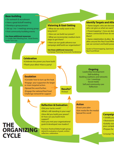 Preview Image: The Organizing Cycle