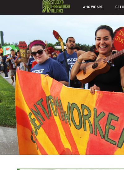 Preview Image: Student/Farmworker Alliance