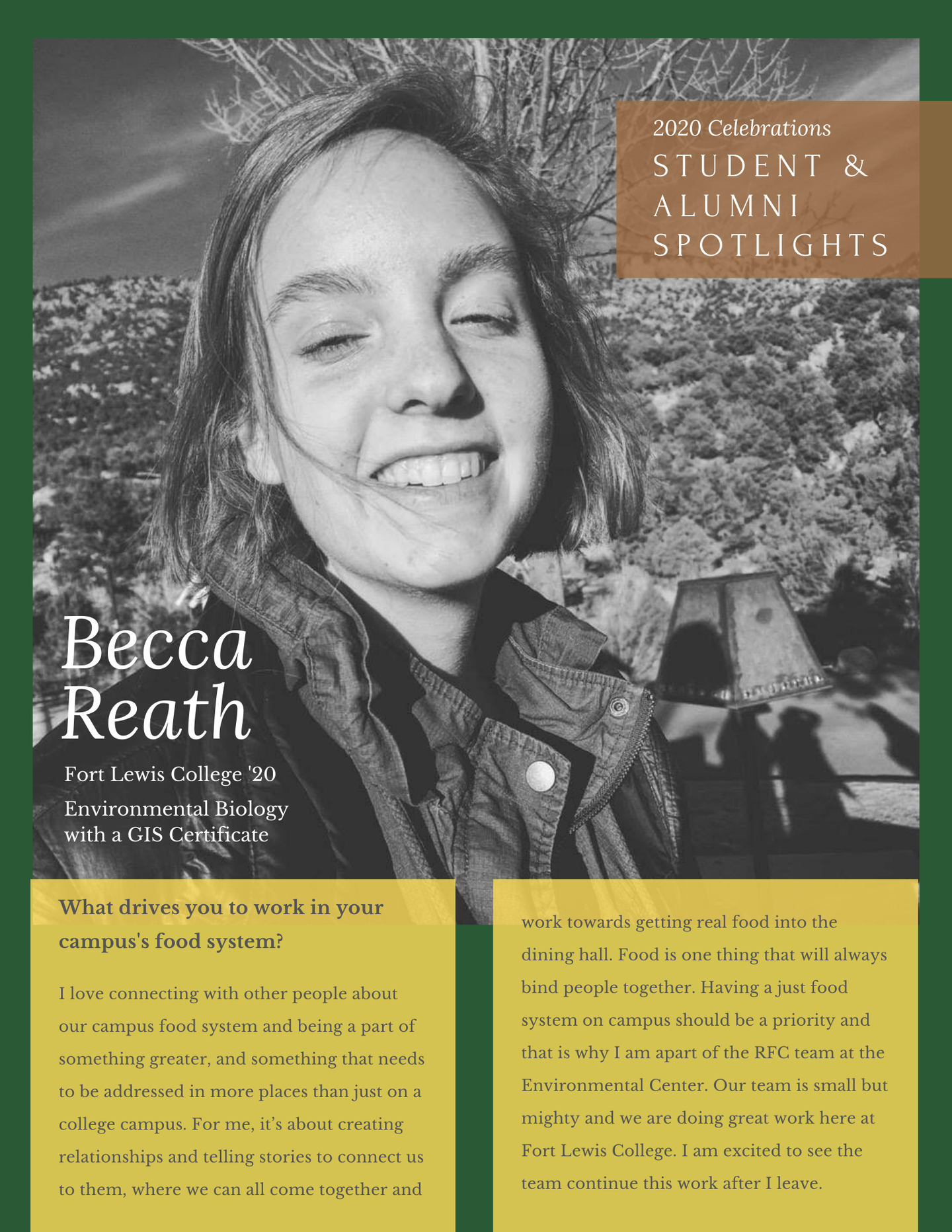 Becca R. - one pager