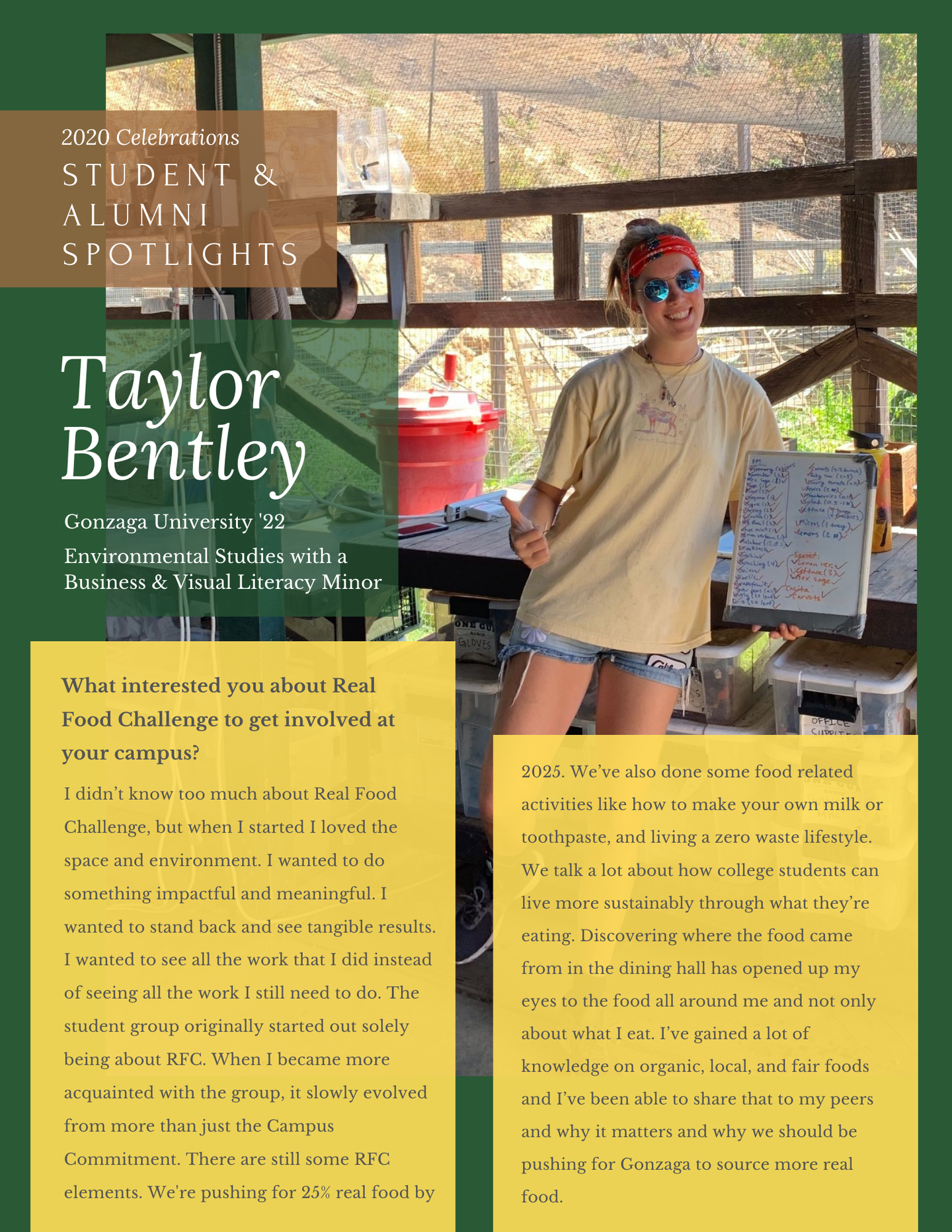 Taylor B - one pager