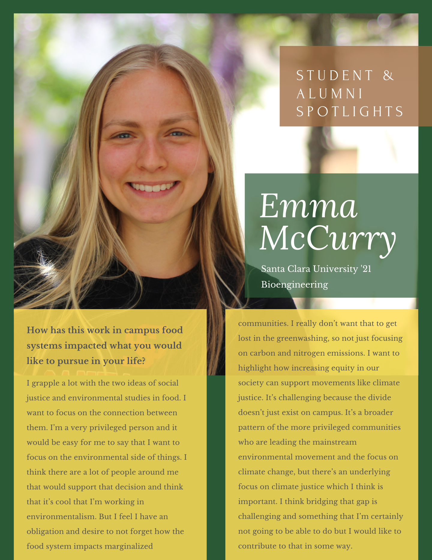 Emma M - one-pager
