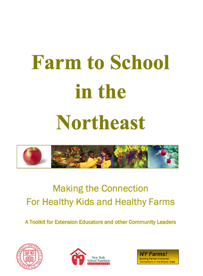Preview Image: Farm to School in the Northeast