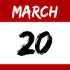 Upcoming Image: March 20