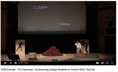 Preview Image: Tim Ted Talk